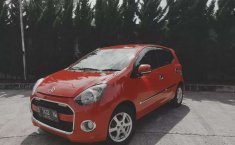 Mobil Daihatsu Ayla 2015 X dijual, Jawa Barat