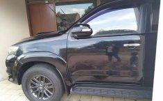 Mobil Toyota Fortuner 2015 G terbaik di Sumatra Utara