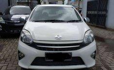 Jual mobil bekas murah Toyota Agya G 2015 di Sulawesi Selatan