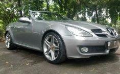 Dijual mobil bekas Mercedes-Benz SLK 200 AT di Jawa Barat