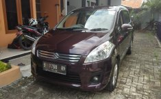 Jual mobil Suzuki Ertiga GX 2012 harga murah di DKI Jakarta