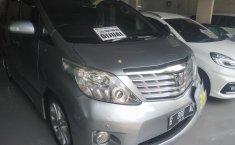 Jual mobil Toyota Alphard S 2010 murah di DKI Jakarta