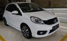 Jual Mobil Bekas Honda Brio RS 1.2 Automatic 2017 di DKI Jakarta