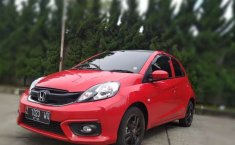 Jawa Barat, Honda Brio E 2017 kondisi terawat