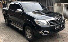 Jual Toyota Hilux G 2014 harga murah di Sumatra Utara