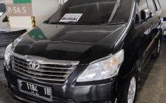 Jual Mobil Toyota Kijang Innova 2.0 E 2012 istimewa di DKI Jakarta