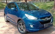Jual mobil Pribadi Hyundai Tucson 2.0 XG SUV 2013 Istimewa di Banten