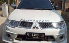 Mobil Mitsubishi Pajero Sport 2013 Dakar dijual, Aceh