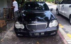 Mobil Mercedes-Benz C-Class 2001 C 180 terbaik di Jawa Timur