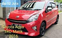 Jawa Barat, Toyota Agya TRD Sportivo 2016 kondisi terawat