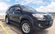 Jual mobil bekas murah Toyota Fortuner G Luxury 2013 di Kalimantan Barat