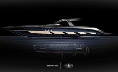 Mercedes-AMG Cigarette Boat Terbaru ini Terinspirasi dari Lekuk Tubuh G-Class