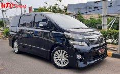 Jual mobil Toyota Vellfire ZG 2013 murah di DKI Jakarta