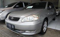 Jual mobil Toyota Corolla Altis 1.8 G AT Silver 2003 murah di Jawa Barat
