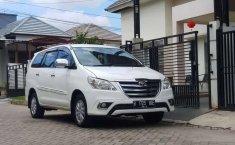 Jual mobil bekas murah Toyota Kijang Innova 2.0 G 2014 di Lampung