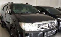 Jual cepat Toyota Fortuner G 2009 di Bali