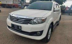 Jual Toyota Fortuner G 2012 harga murah di Jawa Barat