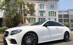 Dijual Mobil Mercedes-Benz E-Class E 300 2018 di DKI Jakarta