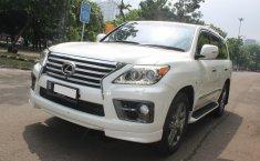 DKI Jakarta, dijual cepat Lexus LX 570 AT 2012 bekas