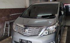 Dijual Cepat Toyota Alphard 2.4 NA 2010 di DKI Jakarta