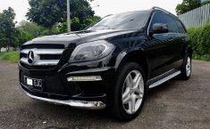 Jual cepat mobil Mercedes-Benz GL GL 400 AT Hitam 2014 di DKI Jakarta
