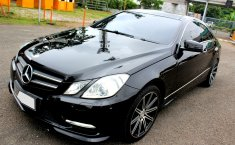 DKI Jakarta, dijual cepat mobil Mercedes-Benz E-Class E 250 Coupe 2013 bekas