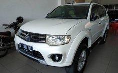 Jual mobil Mitsubishi Pajero Sport Exceed 2013 terawat di DIY Yogyakarta