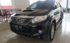 Jual mobil Toyota Fortuner 2.5 G AT 2013 terawat di Jawa Barat