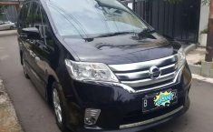 Jual mobil Nissan Serena Highway Star 2013 bekas, Jawa Barat