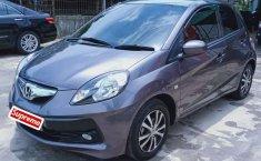 Jual mobil bekas murah Honda Brio E 2015 di Kalimantan Selatan