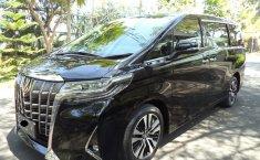 Jual cepat mobil Toyota Alphard G ATPM 2018 di DIY Yogyakarta