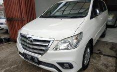 Jual Cepat Toyota Kijang Innova 2.0 G AT di Bekasi