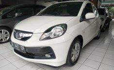 Jual mobil Honda Brio Satya E MT 2015 murah di Jawa Barat