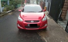 Mobil Hyundai Grand Avega 2012 GL dijual, DKI Jakarta