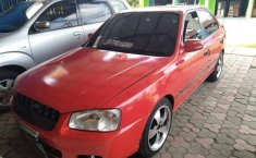 Hyundai Accent 2002 Jawa Timur dijual dengan harga termurah