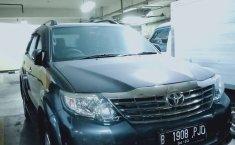 Jual cepat Toyota Fortuner G 2012 di DKI Jakarta