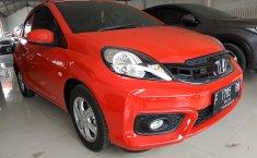 Jual cepat Honda Brio Satya E AT 2018 bekas, Jawa Barat