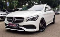 Jual Mobil Mercedes-Benz CLA 200 2017 di Tangerang Selatan