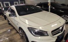 Jual mobil Mercedes-Benz CLA45 L4 2.4 AMG Automatic 2014 terbaik di DKI Jakarta