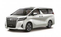 Fitur Kenyamanan dan Keselamatan Baru untuk Toyota Alphard dan Vellfire 2020