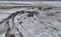 Oknum Off-Roader Merusak Taman Nasional Death Valley dengan Jejak Ban