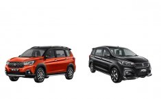 Komparasi Suzuki Ertiga vs Suzuki XL7: Perang Saudara Satu Platform