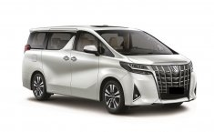 Toyota Alphard 2020 Meluncur, Targetkan Terjual 5.000 Unit