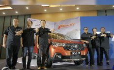 Mantap, Target Penjualan Suzuki XL7 2.000 Unit Per Bulan