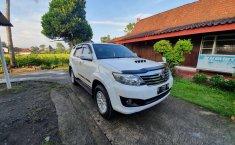 Mobil Toyota Fortuner 2013 G dijual, Jawa Tengah