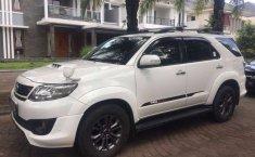 Jawa Tengah, Toyota Fortuner TRD 2014 kondisi terawat