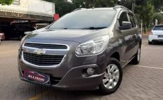 Banten, dijual mobil Chevrolet Spin LTZ 2014 bekas