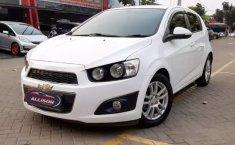 Jual mobil bekas murah Chevrolet Aveo LT 2014 di Banten