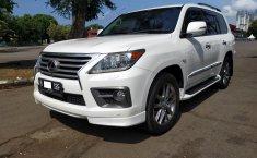 Mobil Lexus LX 570 AT 2012 dijual, DKI Jakarta