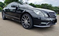 DKI Jakarta, Dijual mobil Mercedes-Benz E-Class E250 2013 Coupe